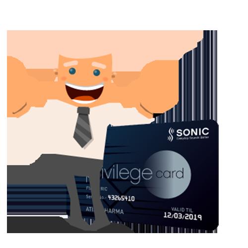 Sonic Privilege Club
